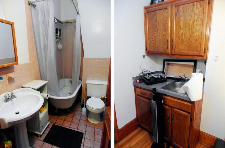 Фото №3 - Найдена самая тесная квартира в Нью-Йорке: всего 6 квадратных метров! (Видео!)