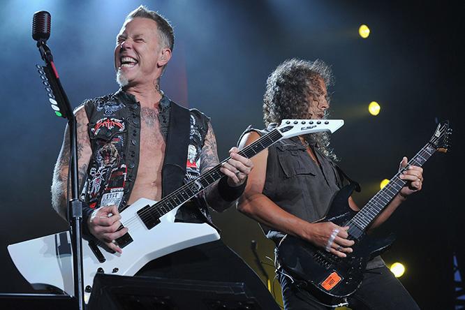Фото №1 - Новый альбом Metallica вот-вот будет готов