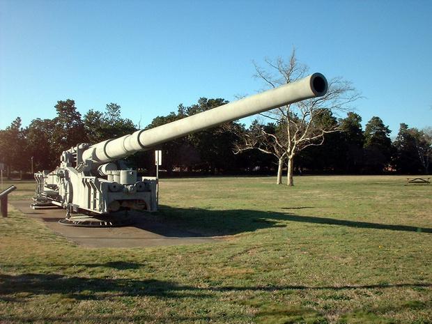 Фото №1 - «Атомная Энни»: пушка, которая стреляла ядерными снарядами