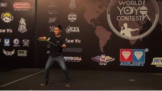 Видео выступления чемпиона 2018 года по йо-йо