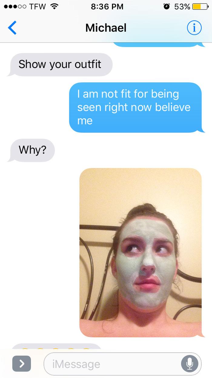 Фото №1 - Парень попросил девушку прислать фото, где она голая, и вскоре пожалел об этом