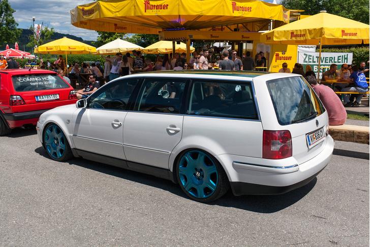 Фото №50 - Самые безумные машины фестиваля GTI Treffen
