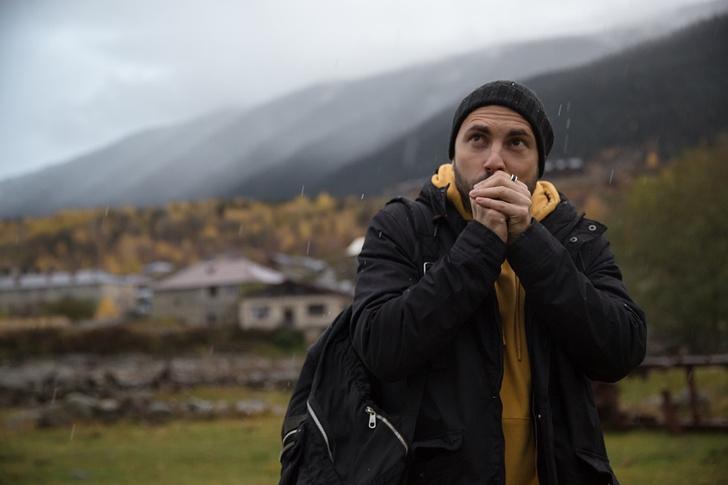 Фото №2 - Андрей Бедняков — новый герой проекта Johnnie Walker «Позитив ведет дальше»!