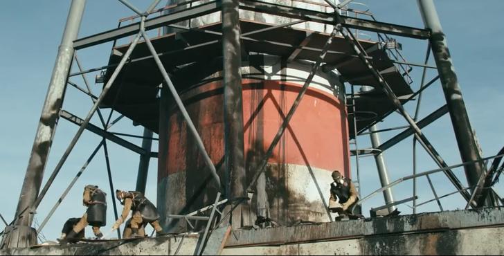 Фото №1 - Вышел трейлер русского сериала «Чернобыль»