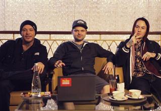 Видеосалон. Русские клипы глазами мастеров рэпкора Hollywood Undead