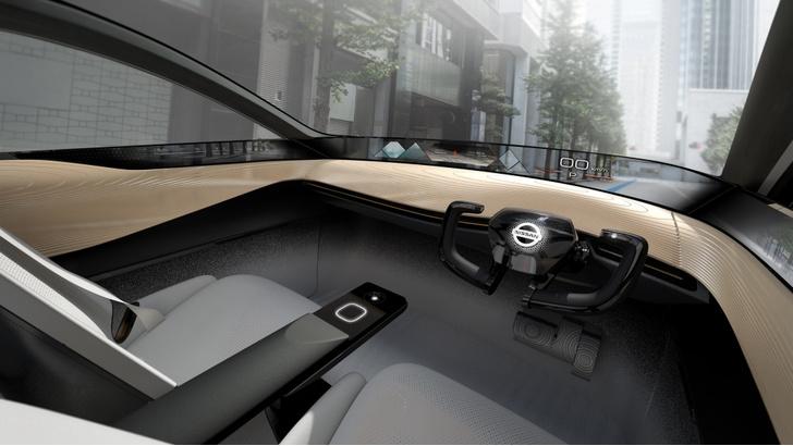 Фото №7 - Электрический концепт Nissan IMx намекает, на чем ты будешь ездить на дачу лет через десять