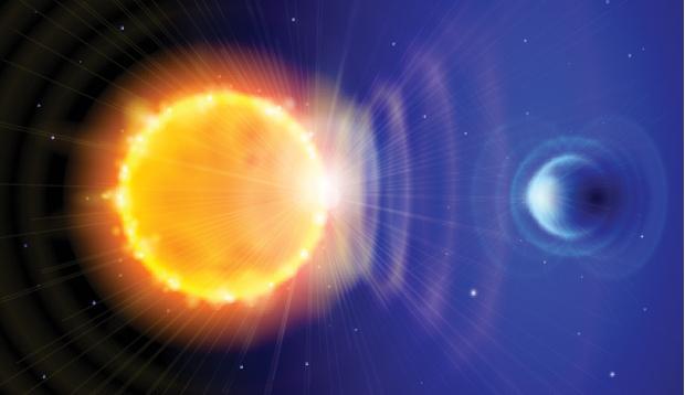 Фото №23 - Статья по имени Солнце. 16-минутный путеводитель по центру нашего мироздания