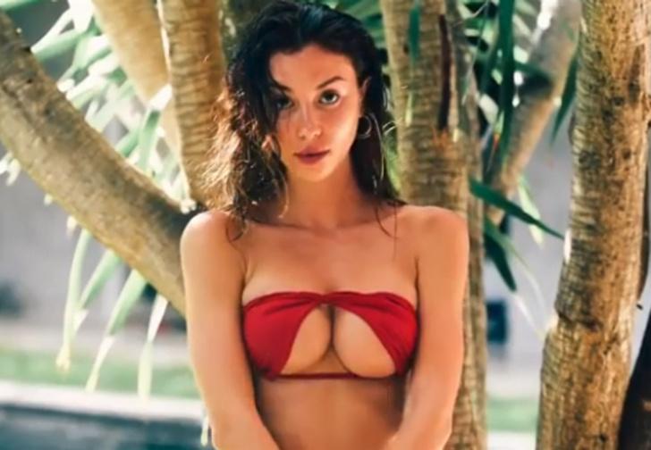 Фото №1 - «Бикини наоборот» — самый горячий Инстаграм-тренд пляжного сезона