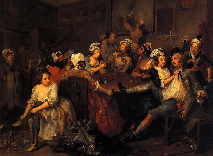 Фото №5 - Изысканная реклама проституток XVIII века