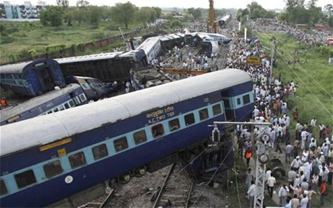 Фото №19 - Самые впечатляющие фото железнодорожных катастроф