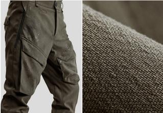 В продаже появились суперпрочные штаны, которые рассчитаны на 100 лет