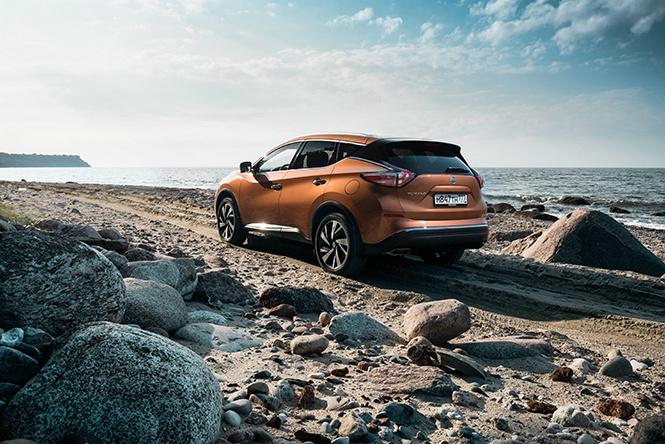 Сможет ли Nissan Murano поднять России экономику, атебе — настроение?