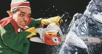 Фото №2 - Как делать ледяные скульптуры