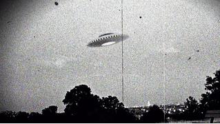 Как выглядели снимки НЛО до изобретения «Фотошопа» (галерея)