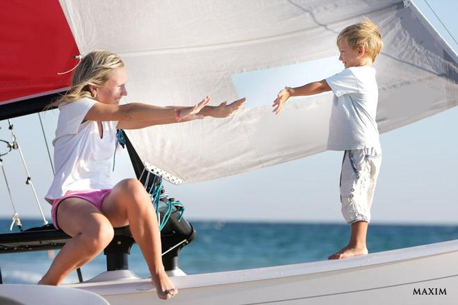 Фото №4 - Как провести отпуск на яхте, не влезая в ипотеку