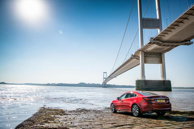Фото №1 - 5 причин влюбиться в новую Mazda 6