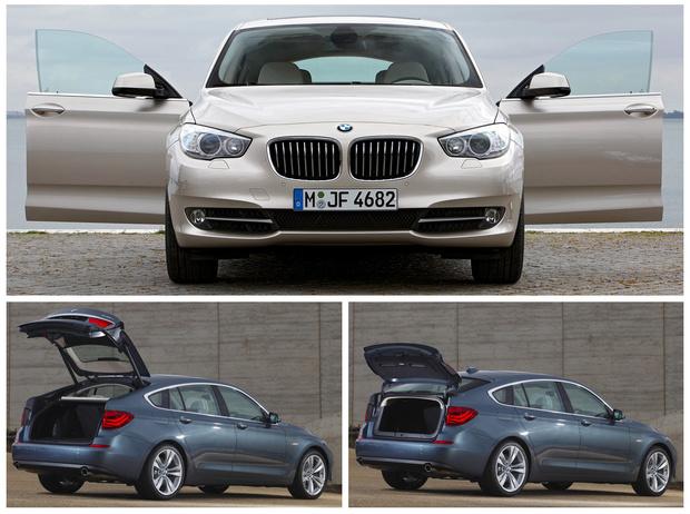 Фото №3 - BMW 6 GT: дорогая, я все починил!