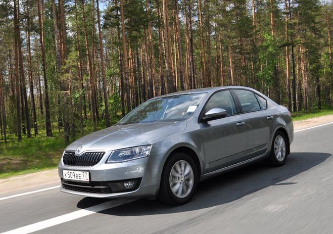 Фото №1 - Skoda Octavia: самый удобный автомобиль года