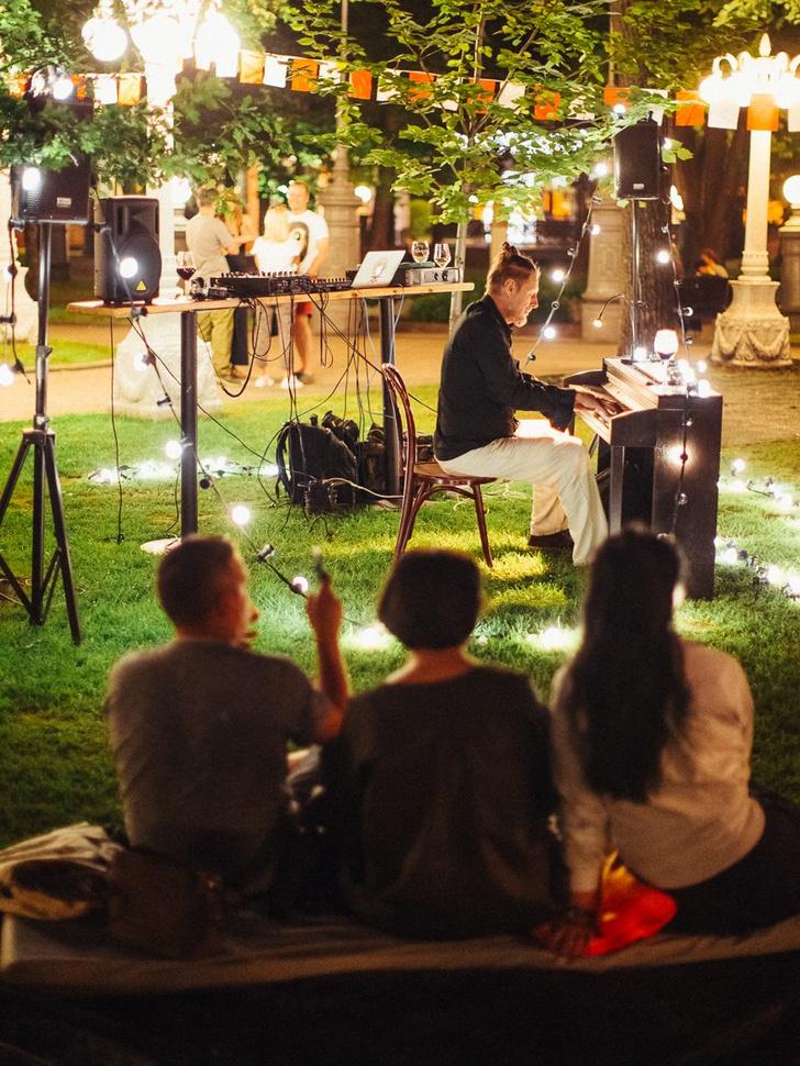 Фото №3 - Планы на уикенд: первый фестиваль джаза и шахмат Chess & Jazz