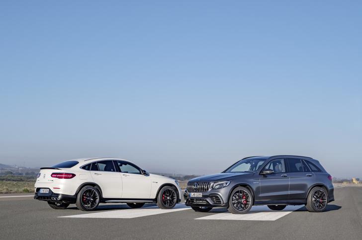 Фото №2 - Mercedes-AMG представила самые быстрые кроссоверы в мире