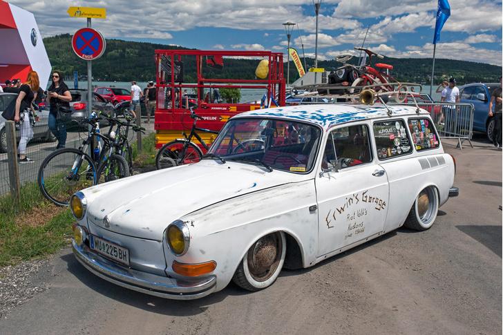 Фото №39 - Самые безумные машины фестиваля GTI Treffen