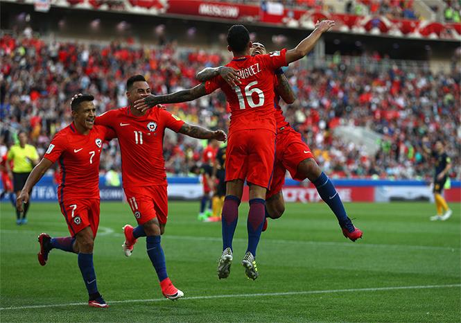 Фото №1 - Португалия — Чили: прогноз на первый полуфинал Кубка конфедераций