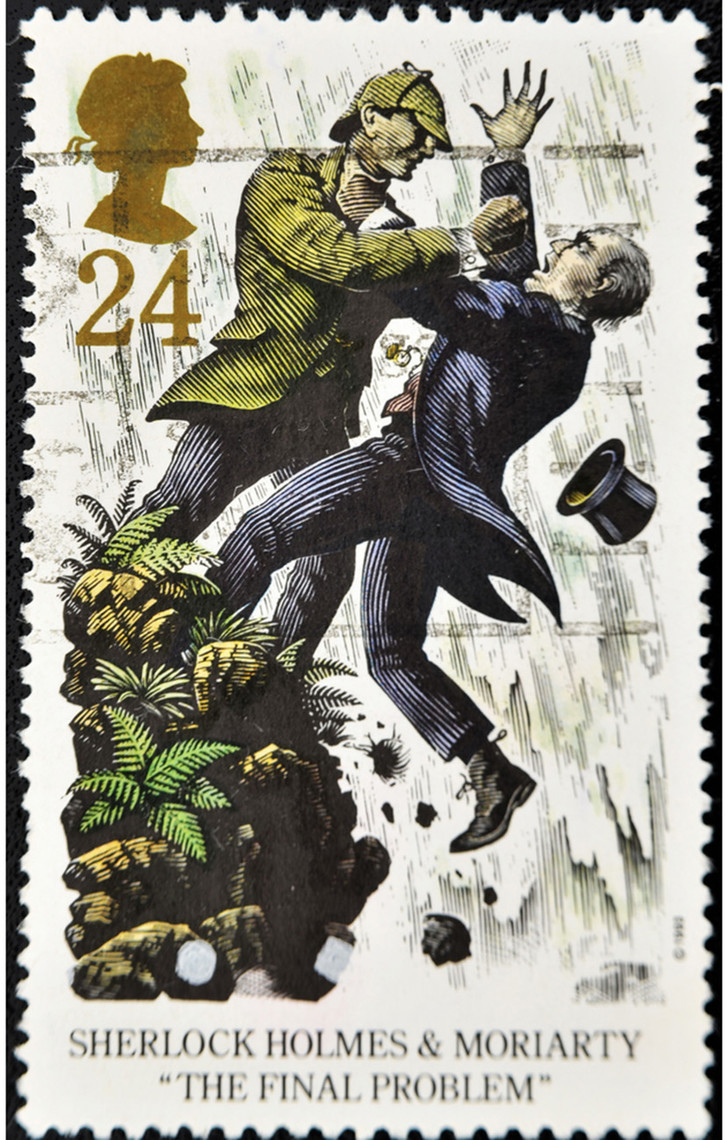Фото №11 - 100 фактов о Шерлоке Холмсе!