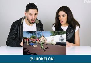 Иностранцы впервые увидели, как русские сдают на краповый берет (реакция на видео)