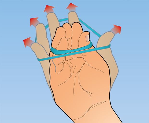 Фото №8 - Как натренировать руки, прилагая минимум усилий