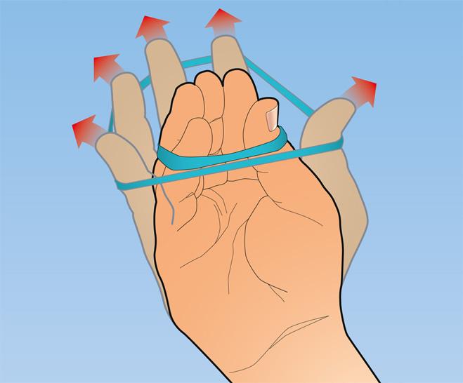 Как укрепить пальцы в домашних условиях - HairyTale
