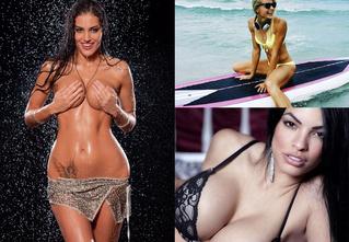 Юлия Михалкова, Бригитта Нильсен, экзотические азиатки и другие самые сексуальные девушки недели
