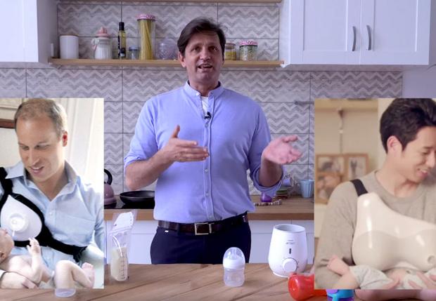 Фото №1 - Что нужно знать молодому отцу о грудном вскармливании? Свежий выпуск YouTube-шоу MAXIM «Альфа-отец»