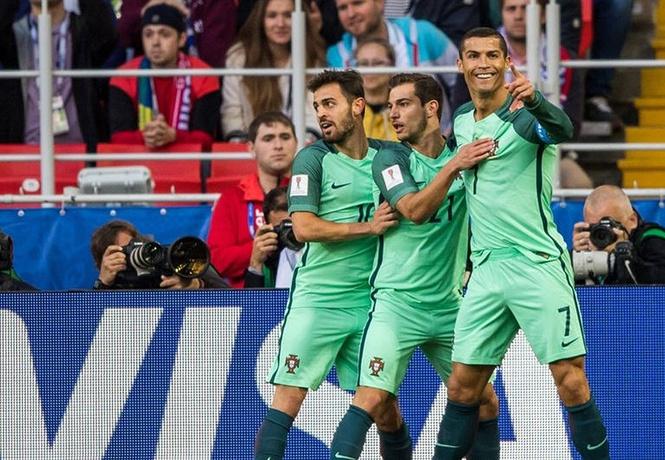 мексика португалия прогноз матч кубка конфедераций