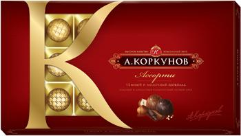 Фото №1 - Выиграй набор конфет марки А. Коркунов!