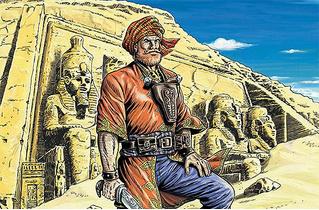 Индиана Джонс XIX века, или Приключения Джованни, расхитителя гробниц