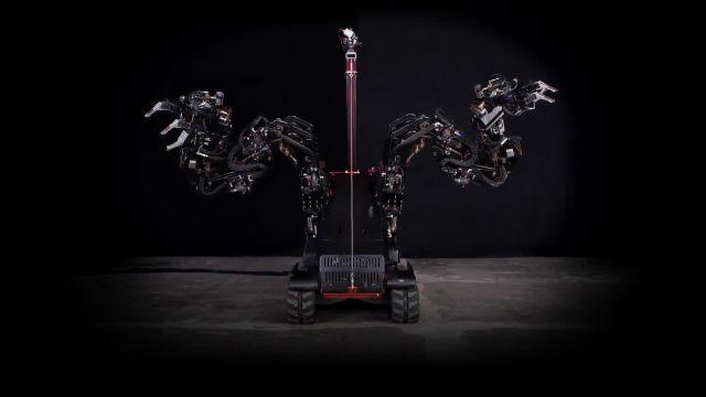 Фото №1 - Мы нашли ещё более крутого робота (ВИДЕО)