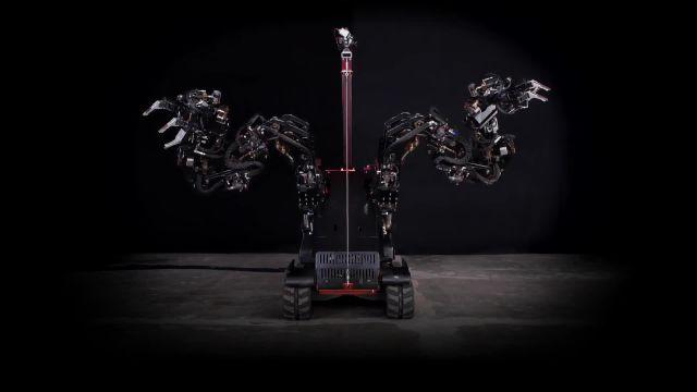 Мы нашли ещё более крутого робота (ВИДЕО)
