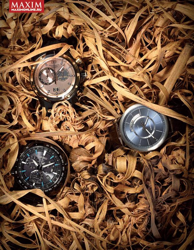 Фото №3 - Новое и новейшее время. Свежайшие часы этой осени