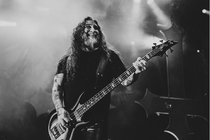 Фото №6 - Как разверзался ад на концерте трэш-металлистов Slayer и Anthrax