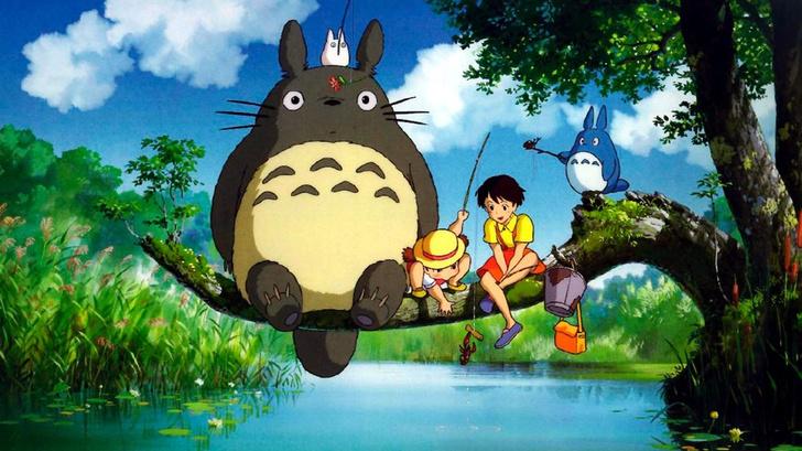 Фото №1 - Студия Ghibli откроет свой тематический парк
