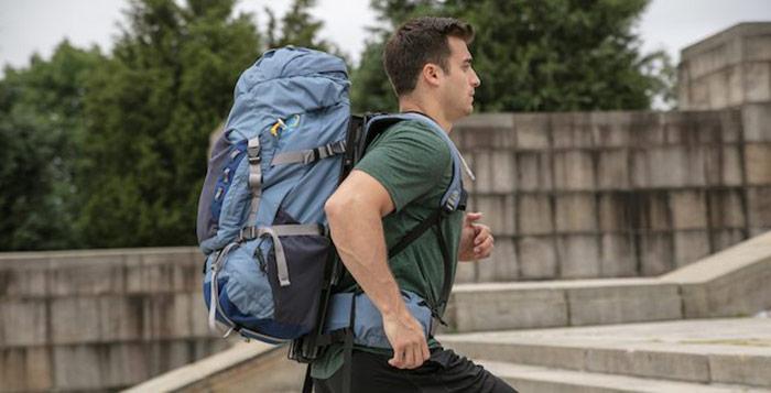 Фото №1 - Чудо-рюкзак, который сломает тебе мозг! (видео)