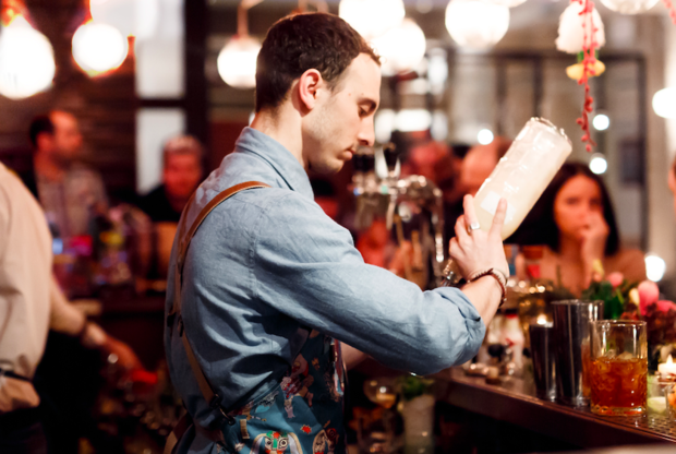 Фото №2 - Шеф-бармен нью-йоркского Saxon+Parole Максим Белфанд о том как...