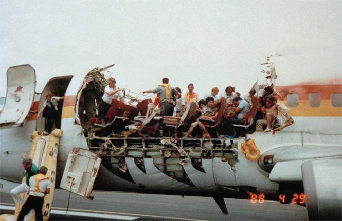Фото №3 - 10 самых невероятных авиакатастроф в истории