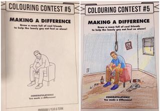 Я безбожник, я так вижу: Когда детская раскраска превращается в запрещенную литературу