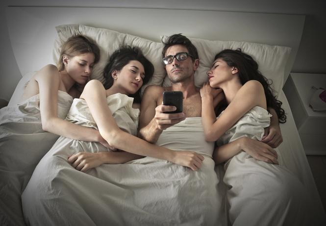 Ура! Человечество снова стоит на пороге эпохи беспорядочных половых связей!