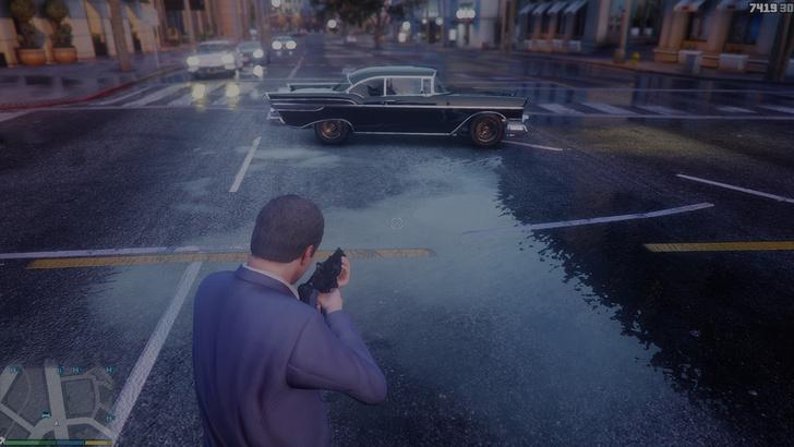 Фото №15 - Grand Theft Auto 5 сделали еще реальнее