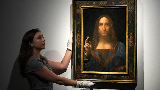 Фото №1 - NYT: Одну из самых известных картин Леонардо да Винчи то ли украли, то ли потеряли