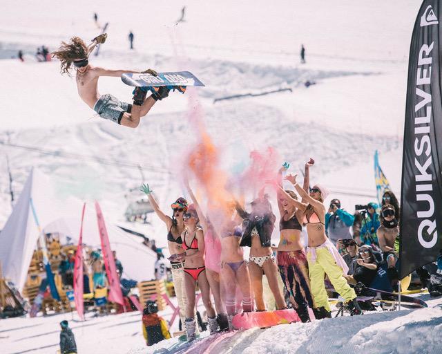 Фото №1 - Quiksilver New Star Camp 2017: лагерь веселых сноубордистов стартует совсем скоро
