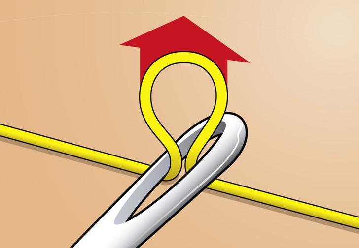 Фото №2 - Простейший способ вдеть нитку в иголку