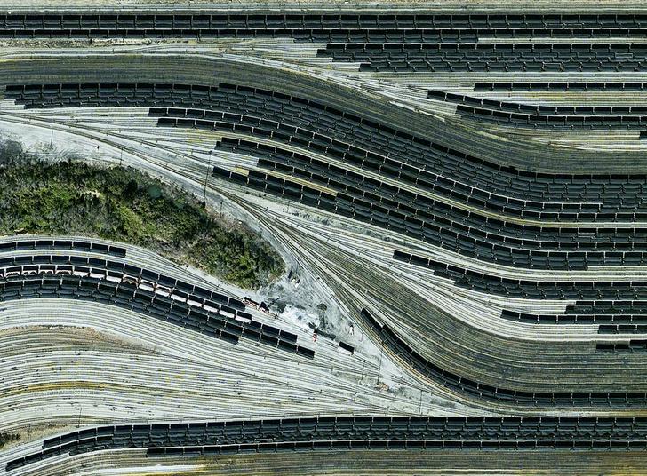 Фото №5 - Они узорят наш район: 9 выразительных фото, сделанных с большой высоты